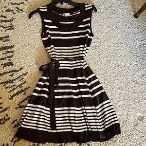 Shoshanna brown dress